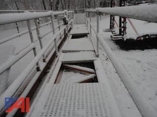 Heavy Duty Walk-A-Way Bridge Assembly