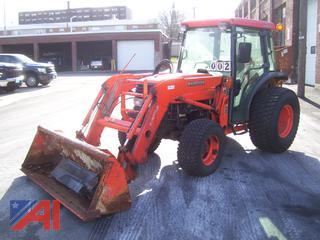 2005 Kubota L3430HSTC Tractor