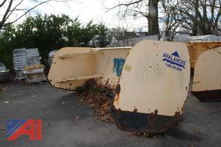 Avalanche 10' Box Plow