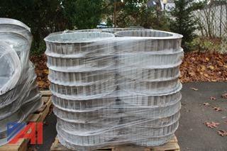 Pallet of Mack Truck Tire Spacers