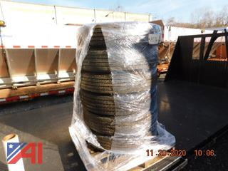 (#1596) 9R17.5 Tires, New/Old Stock
