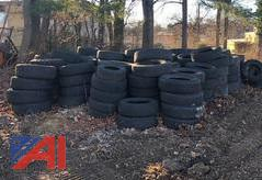 Used/Damaged Tires