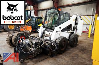 2003 Bobcat S250 Skid Steer Loader