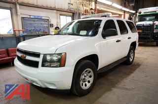 2007 Chevy Tahoe SUV/Emergency Vehicle
