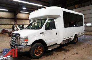 2013 Ford E350 El Dorado Shuttle Bus
