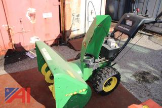 "John Deere TRS 32"" Snow Blower"