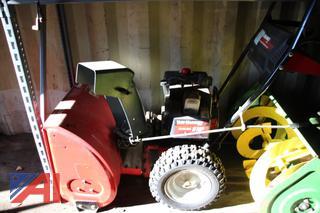 "Yard Machines 26"" Snow Blower"