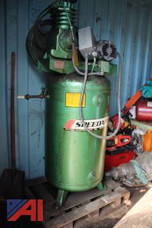 1981 Speedaire Compressor