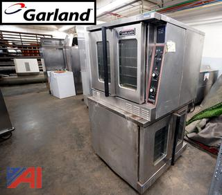 Garland Master 200 Double Gas Convection Ovens