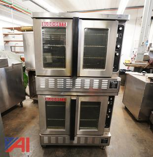 Blodgett Double Double Stack Gas Convection Ovens