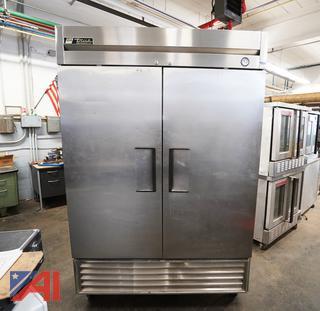 """True Double Door 54"""" Refrigerator"""