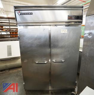 """Victory 52"""" Double Door Refrigerator"""