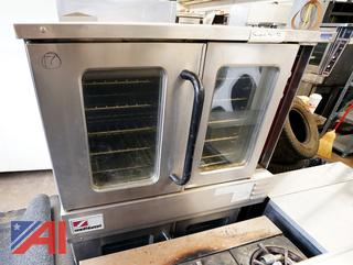 Southbend Double Stack Gas Convection Full Size Ovens