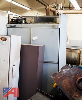 Hobart Electric 2 Door Reach In Cooler