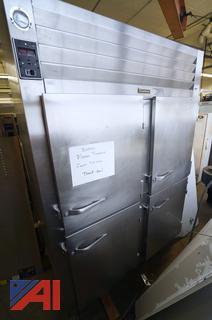 Traulsen 4 Door Reach In Cooler