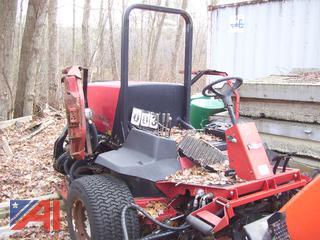 2003 Toro Groundsmaster 4700-D Mower
