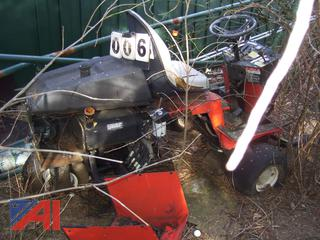 1993 Jacobsen TF-60 Machine, Parts Only