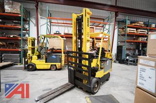 Clark #EC70SSC 6500 lb. Electric Forklift