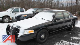 (#330) 2007 Ford Crown Victoria 4DSD/Police Interceptor