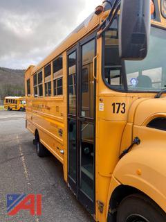 2009 International 3000 School Bus with Wheelchair Lift