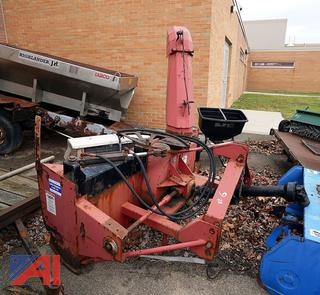 3-Point Hitch Tractor Mounted 6' Snow Blower