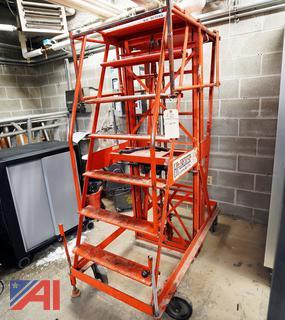 Hi-Jacker Telescoping Work Platform