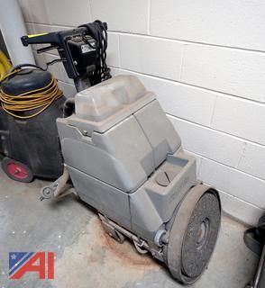 Numatic TT345T Floor Scrubber