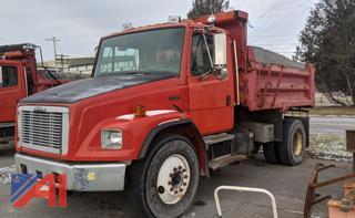 2001 Freightliner FL80 Dump Truck