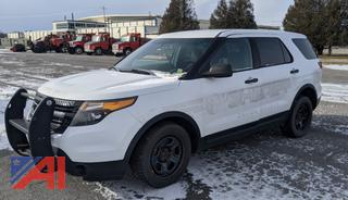 2013 Ford Explorer SUV Police Package