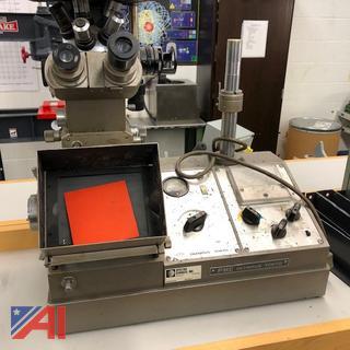 Olympus Metallurgical Microscope