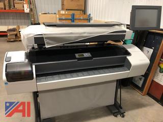 HP Designjet T1200 HD MFP Printer