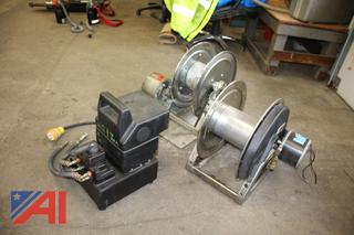 Hurst Power Unit & Hydraulic Reels