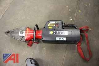 Electric Hurst Tool and Batteries