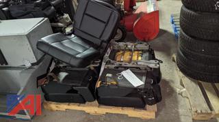Ford Explorer SUV Folding Seats