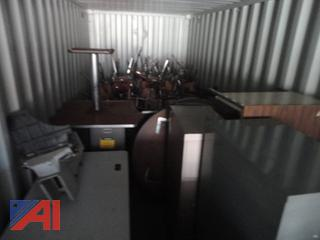 Contents of Storage Trailer