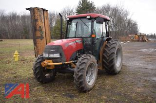 2010 Case-IH Farmall 95C Compact Tractor with Mowers