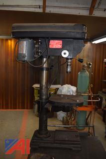 "Dayton Tradesman 12"" Bench Top Drill Press"