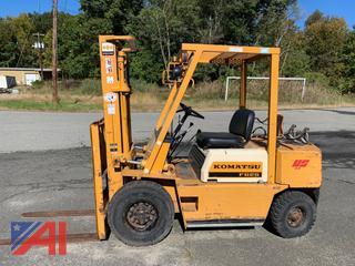 Komastu FG-25C-B Forklift