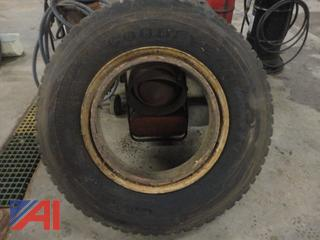 Goodyear Tires on Dayton Rims