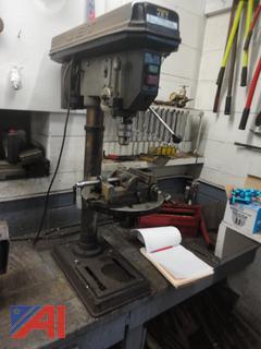 Jet Bench Top Drill Press