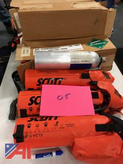 Rescue Air Bottles