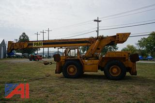 1975 P & H R150 Hydraulic All Terrain Crane
