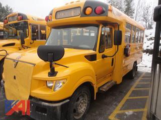 2013 International Integrated AE School Bus