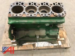 John Deere 4045 Short Block