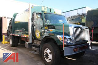 2008 International 7400 Refuse(packer)