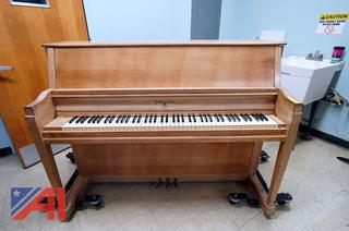 Vintage Sohmer Upright Piano