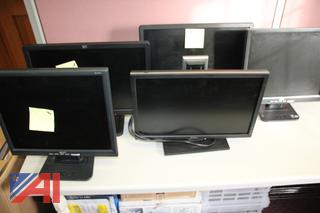 Dell, Acer & HP Monitors