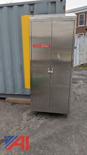 Hassenfratz Stainless Steel Cabinet