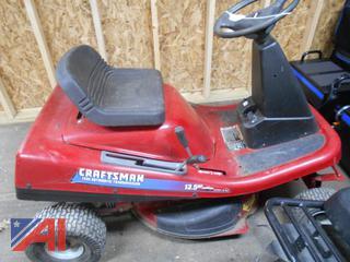 """Craftsman 32"""" Riding Mower"""