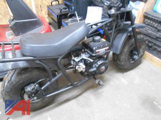 Mega Moto 212CC Pit Mini Bike